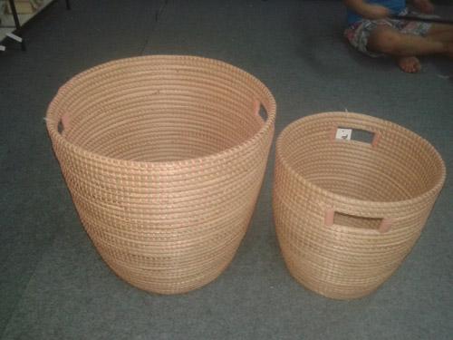 Rattan Basket With Novel Design