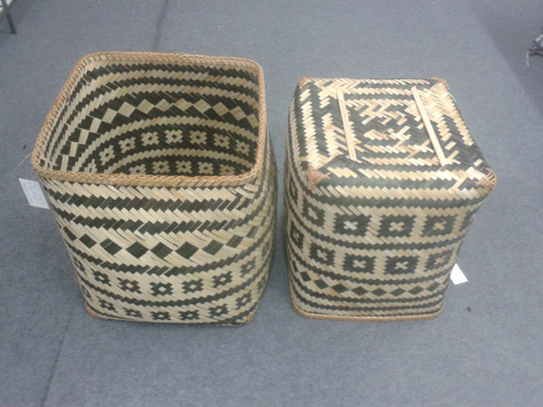 Vietnam Rattan Basket