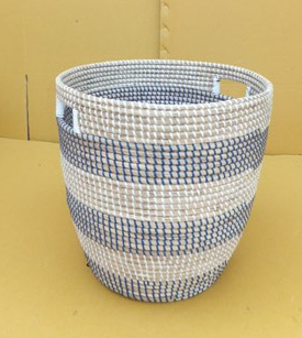 Colorful Waste Paper Basket