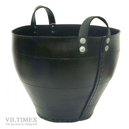 Large recycle rubber basket