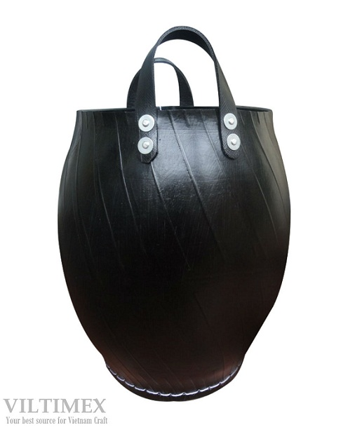 Vietnam Rubber Basket With Handles