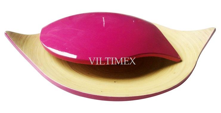 Bamboo Spun Bowls
